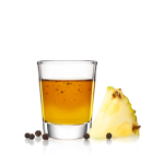 Black Pineapple Rum cocktail