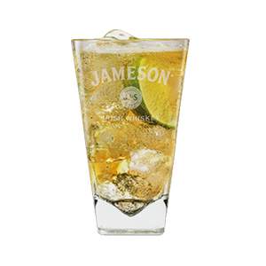 Jameson Ginger & Lime