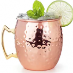 Dutch Mule cocktail